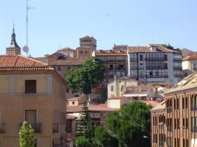 Madrid, Ségovie, Tolède
